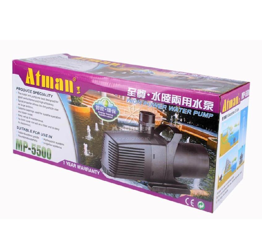 Máy bơm bể cá Atman MP-5500 3