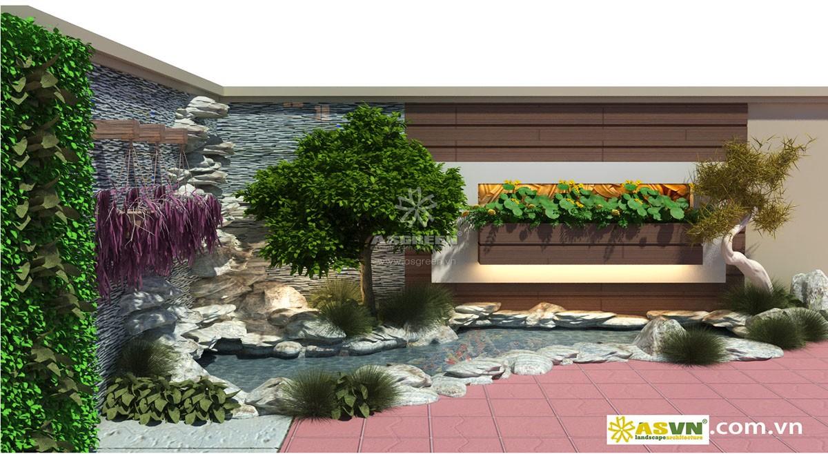 Hồ Koi Gia đình – Mr Hùng, Tây Hồ, Hà Nội