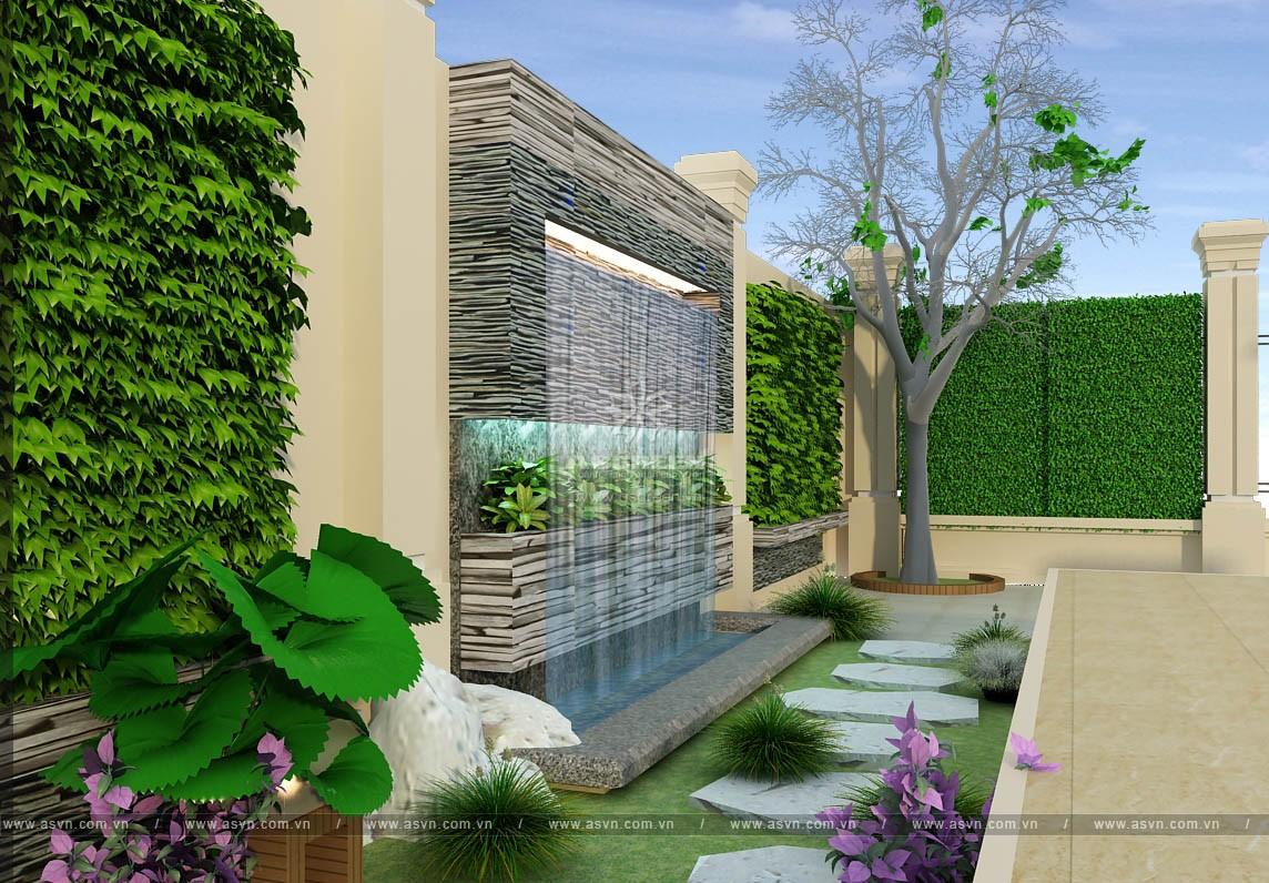 thiet-ke-thi-cong-ho-ca-koi-mr-minh-2 Thiết kế cảnh quan sân vườn, hồ Koi - Mr Minh, Linh Đàm
