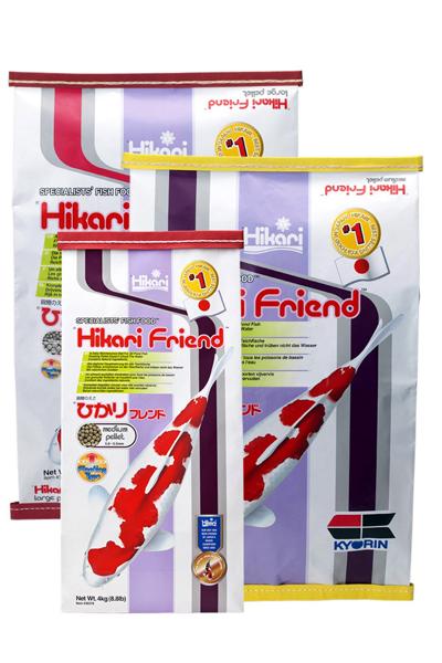 Thức ăn Cho Cá Koi Hikari Friend