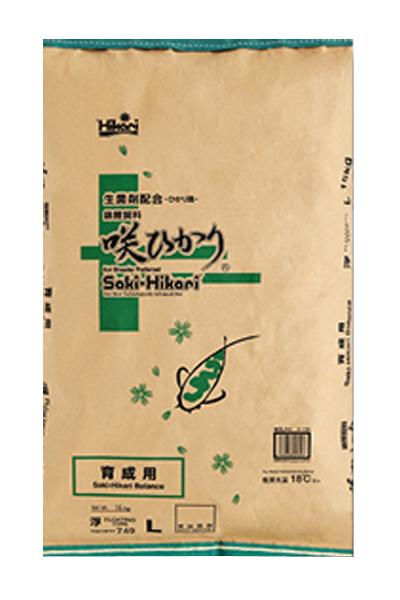 Thức ăn Cho Cá Koi Saki Hikari Balance
