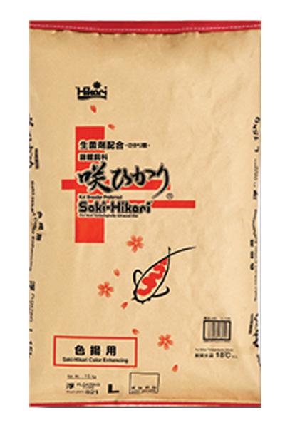 Thức ăn Cho Cá Koi Saki Hikari Color