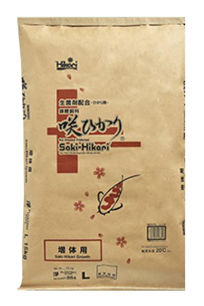 Thức ăn Cho Cá Koi Saki Hikari Growth Floating