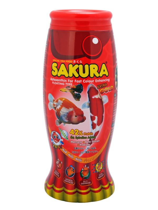 Thức ăn Cho Cá Koi Sakura