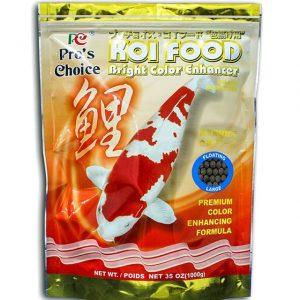 Thức ăn Cá Koi Bright Color