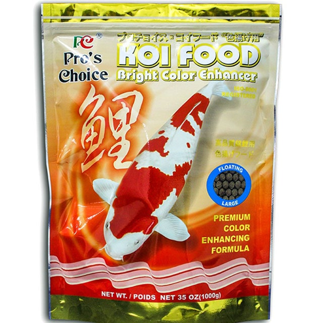 Color Bright Koi Food 1kg