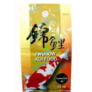 Thức ăn Cá Koi Fwusow 5kg