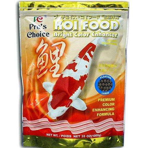 Thức ăn Pro's Choice (Color Bright) Koi Food